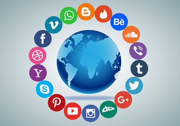 Social Media – A World within a World